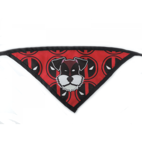 Pañoleta para Perros Pet Gifts Marvel Dog DeadPool
