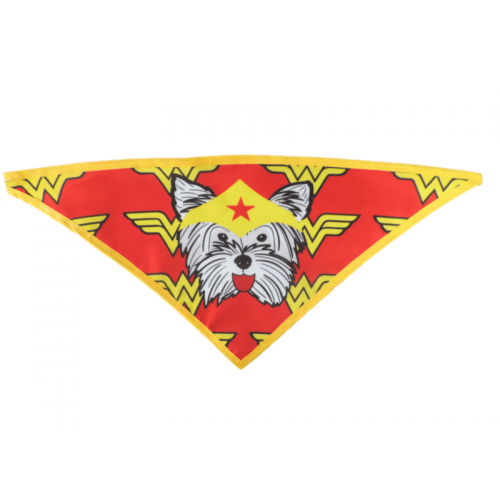 Pañoleta para Perros Pet Gifts DC Comics Dog Wonder Woman