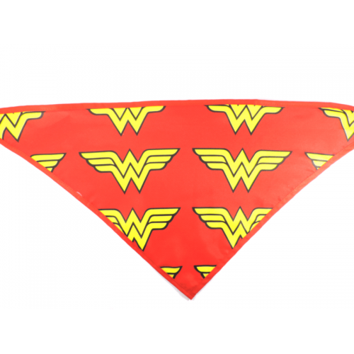 Pañoleta para Perros Pet Gifts DC Comics Wonder Woman