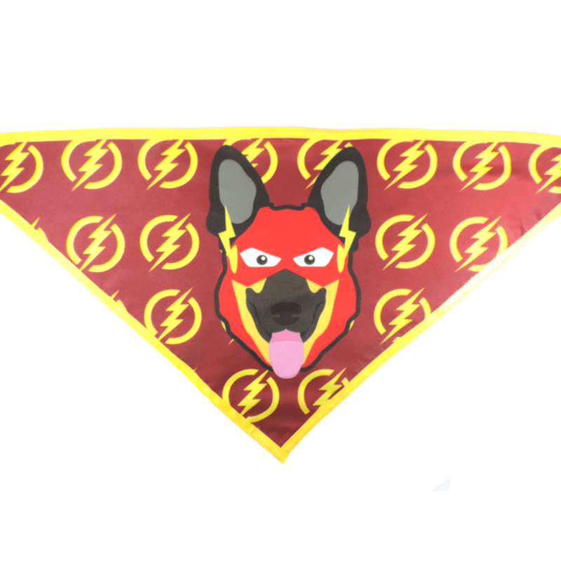 Pañoleta para Perros Pet Gifts DC Comics Dog Flash