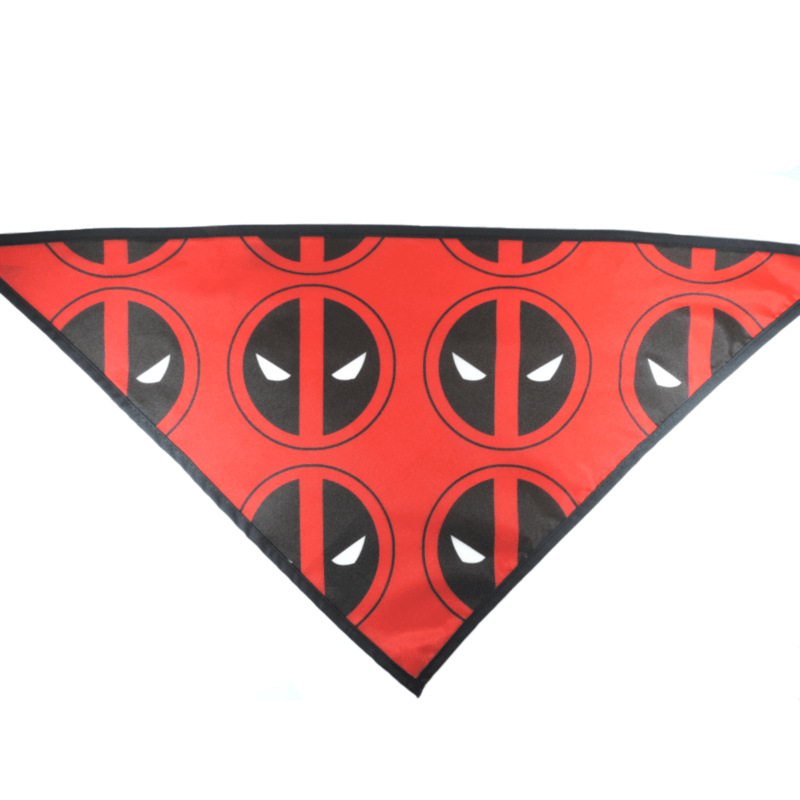 Pañoleta para Perros Pet Gifts Marvel DeadPool