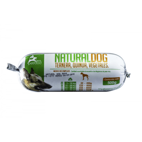 natural dog comida barf eco pet food wuawi dieta BARF