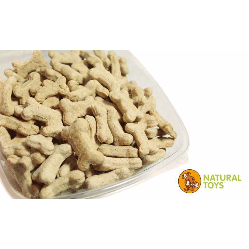 Galleta Natural Toys Huesito Fibra 1 Kg