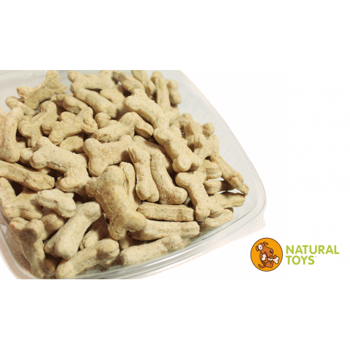 Galleta Natural Toys Huesito Fibra 200 gramos