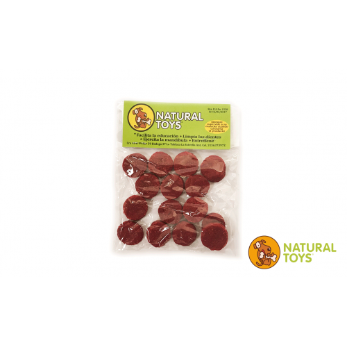 Gomita Natural Toys Nuggets 80 gramos