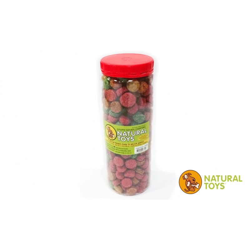 Coquitos Natural Toys Fibra 1 Kg